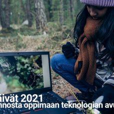 LUMA-päivät 2021 mainoskuva